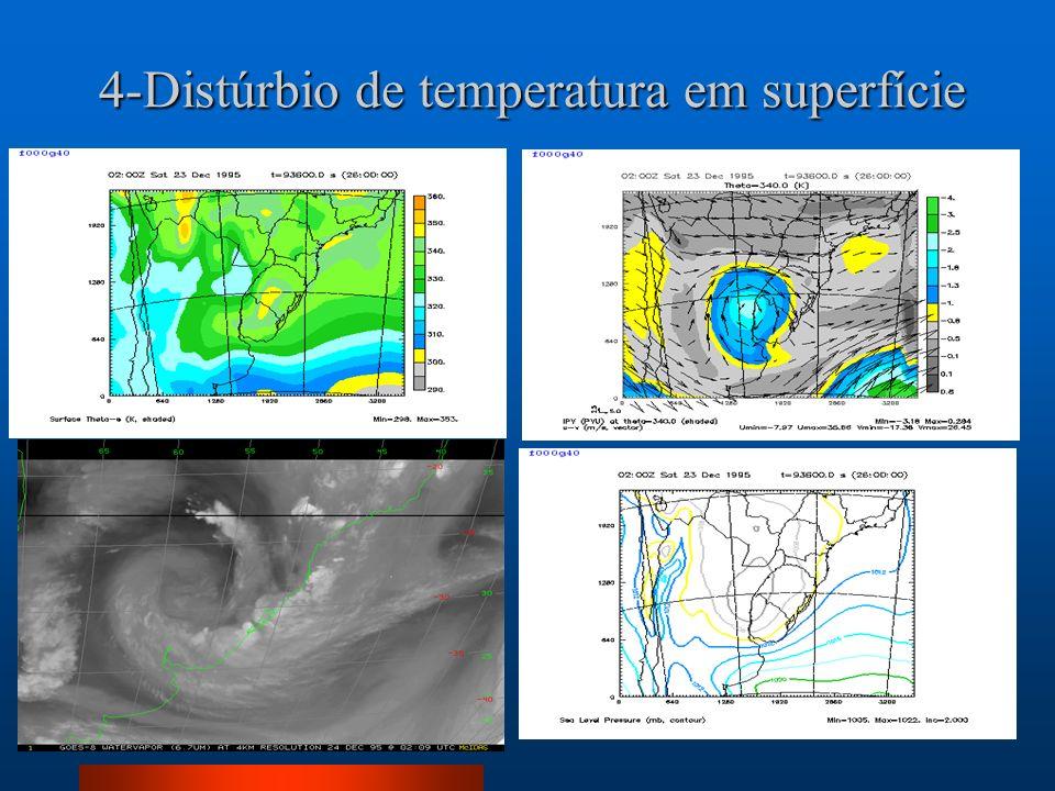 4-Distúrbio de temperatura em superfície