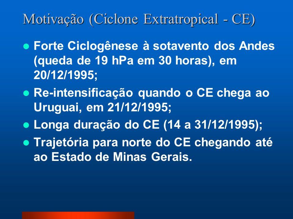 Motivação (Ciclone Extratropical - CE)