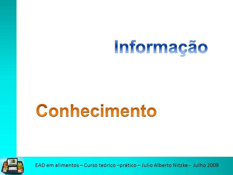Informação Conhecimento