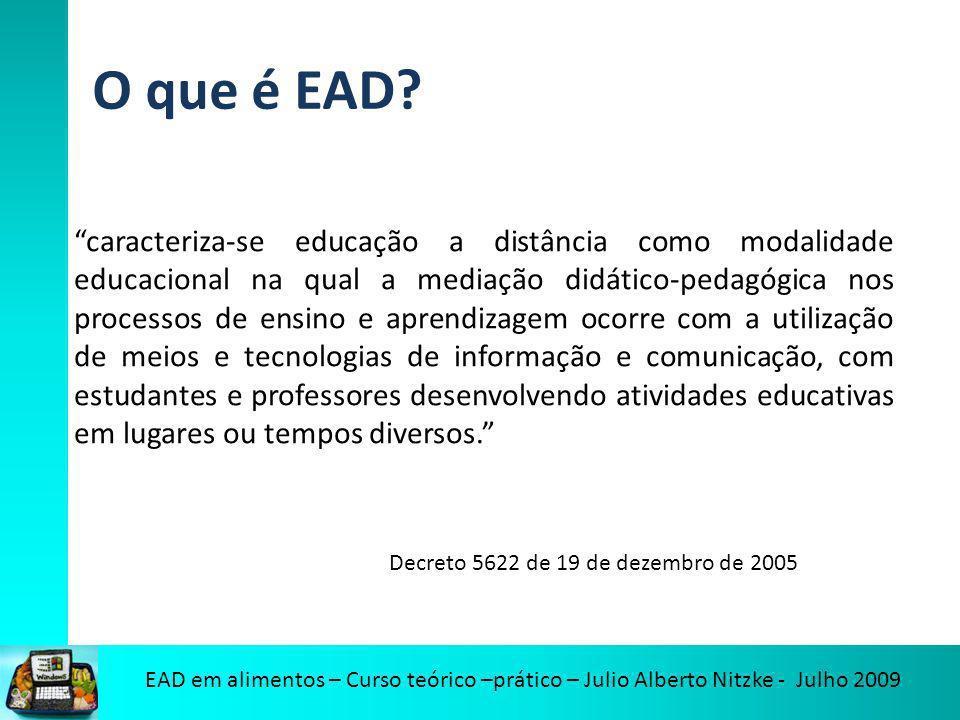 O que é EAD