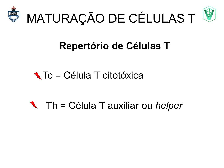 Repertório de Células T