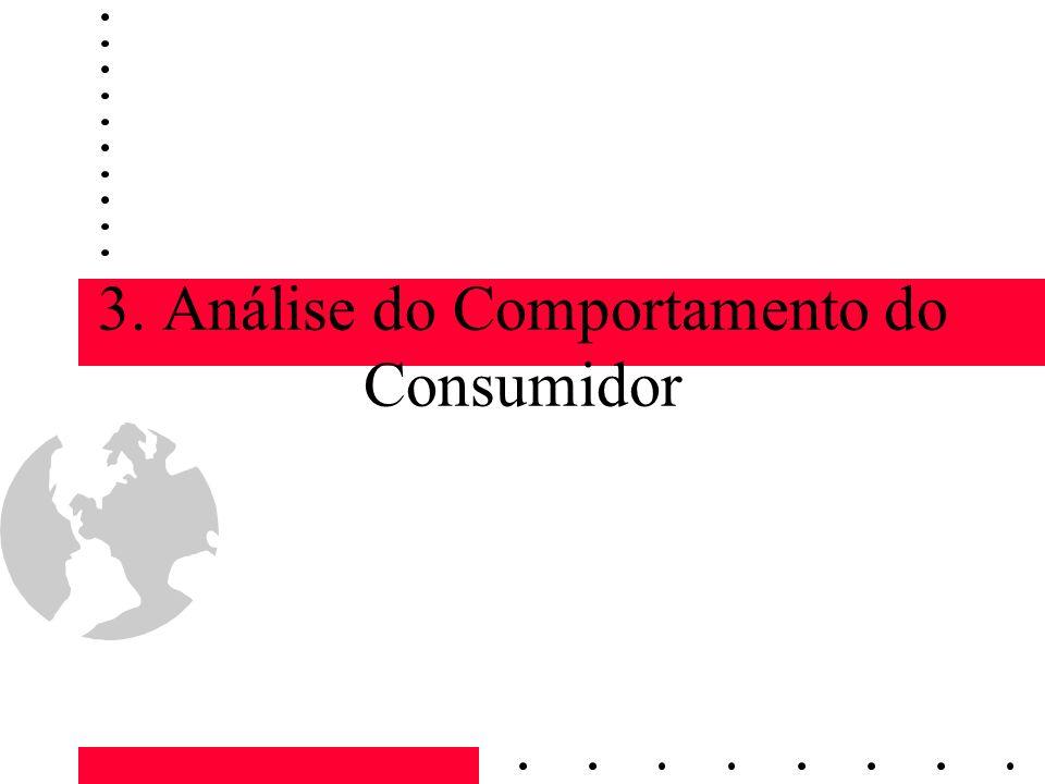 3. Análise do Comportamento do Consumidor