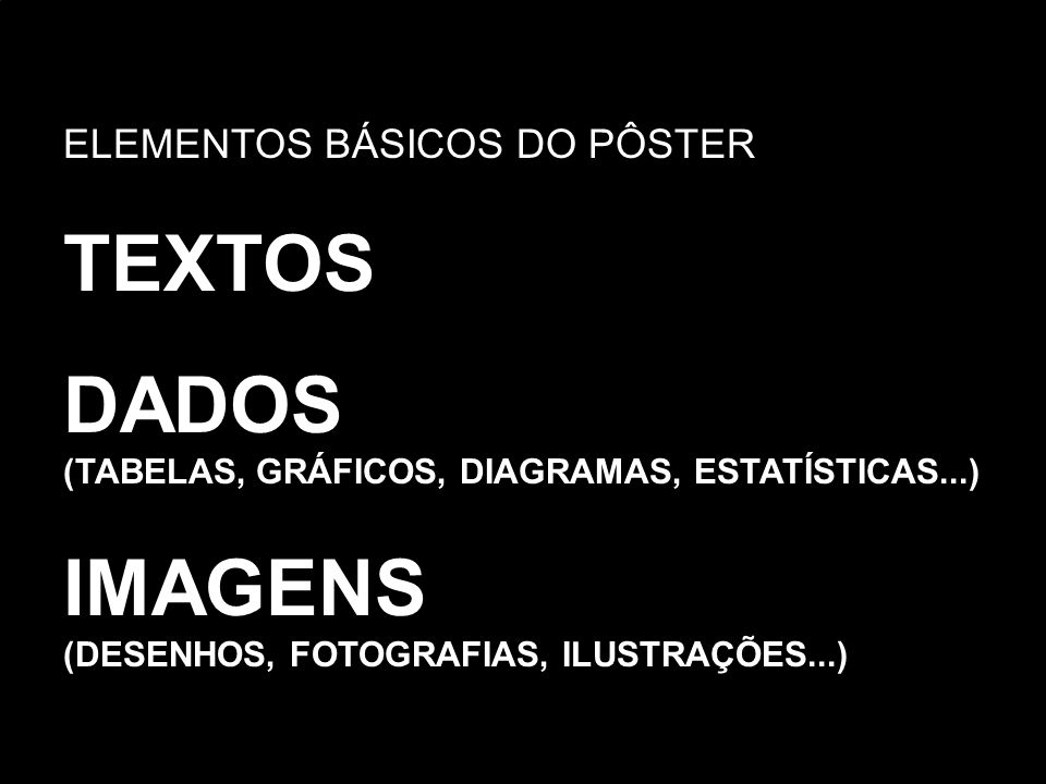 DADOS (TABELAS, GRÁFICOS, DIAGRAMAS, ESTATÍSTICAS...)