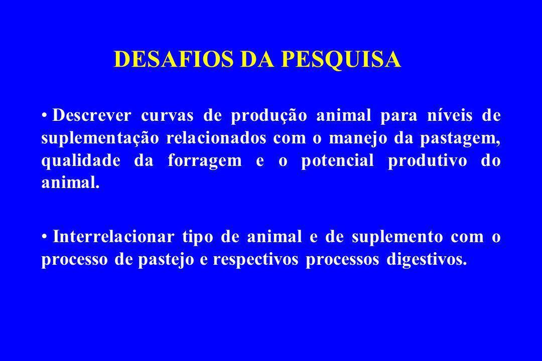 DESAFIOS DA PESQUISA