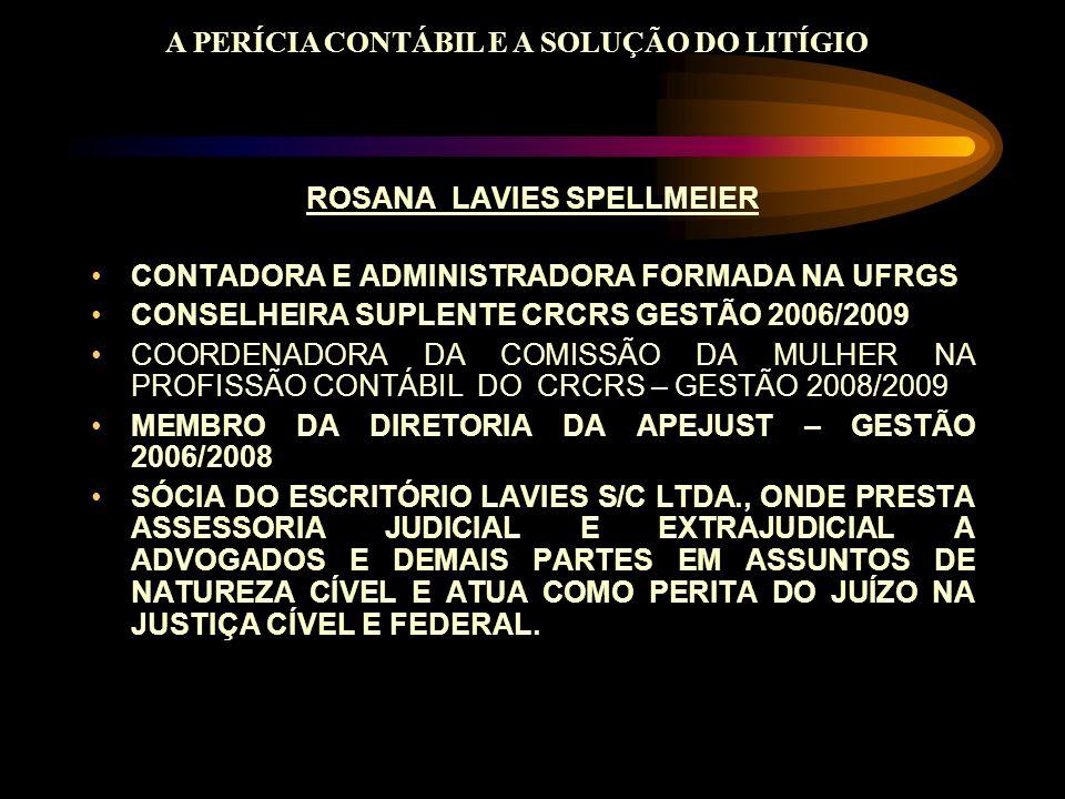 ROSANA LAVIES SPELLMEIER