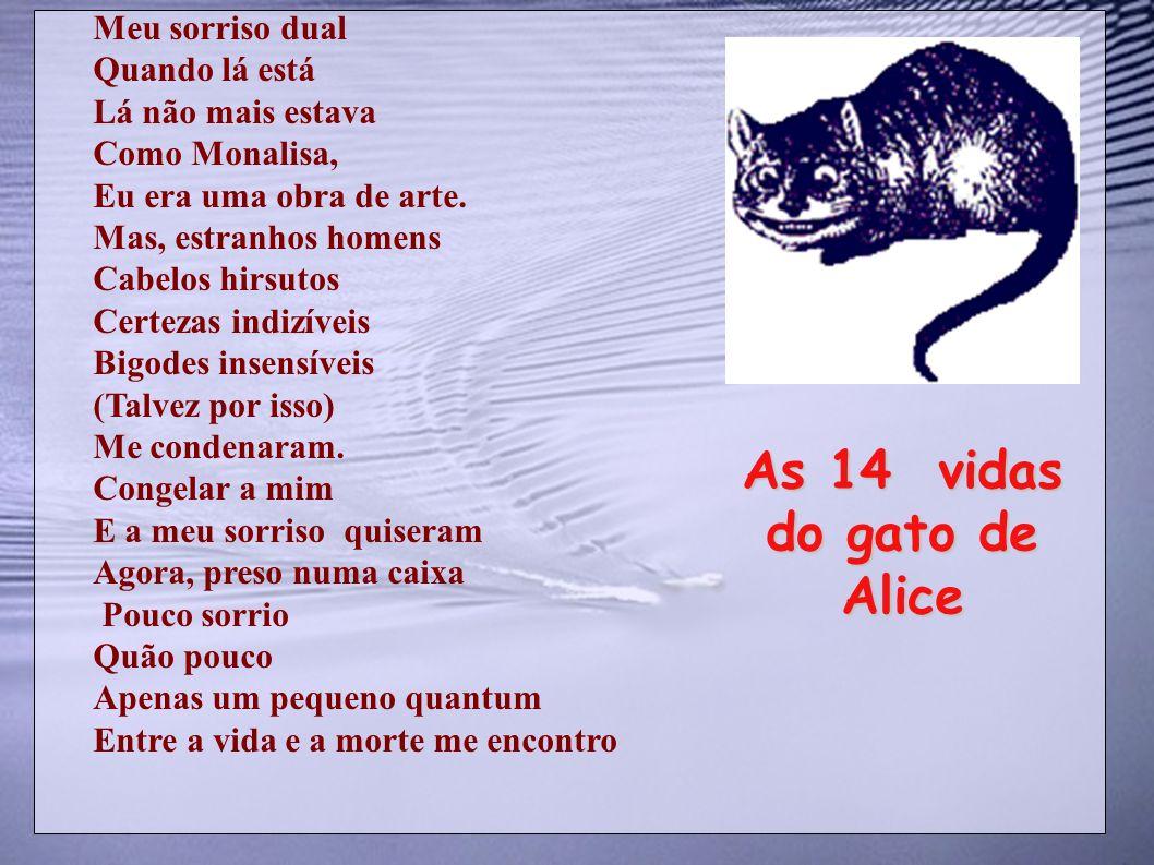 As 14 vidas do gato de Alice