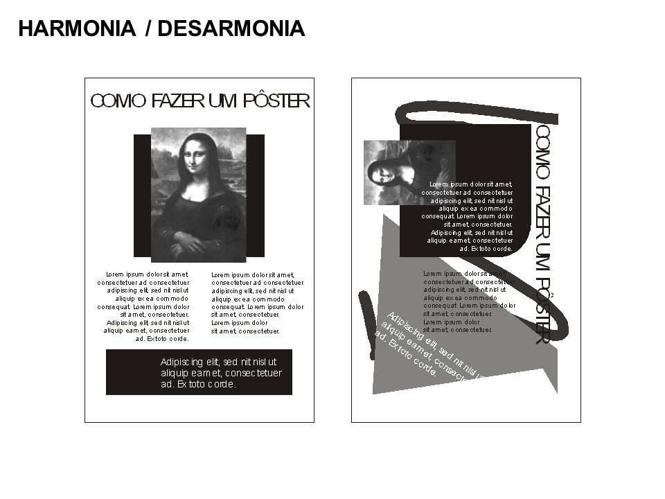 HARMONIA / DESARMONIA