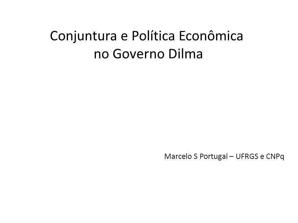 Conjuntura e Política Econômica