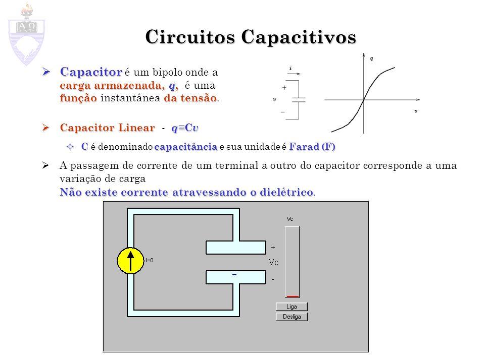 Circuitos Capacitivos