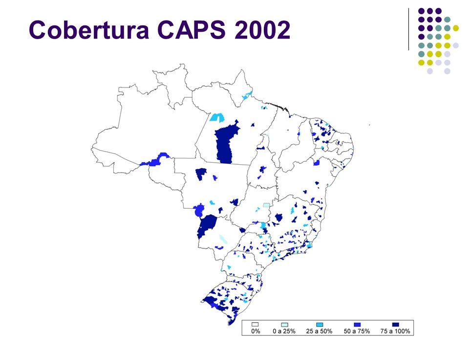 Cobertura CAPS 2002