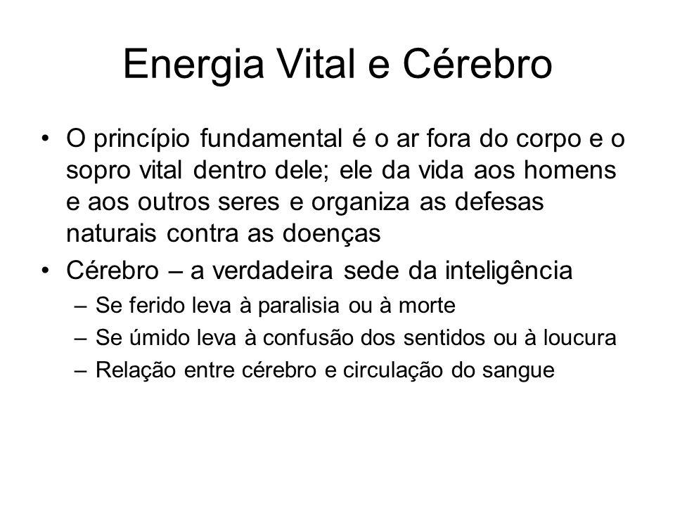 Energia Vital e Cérebro