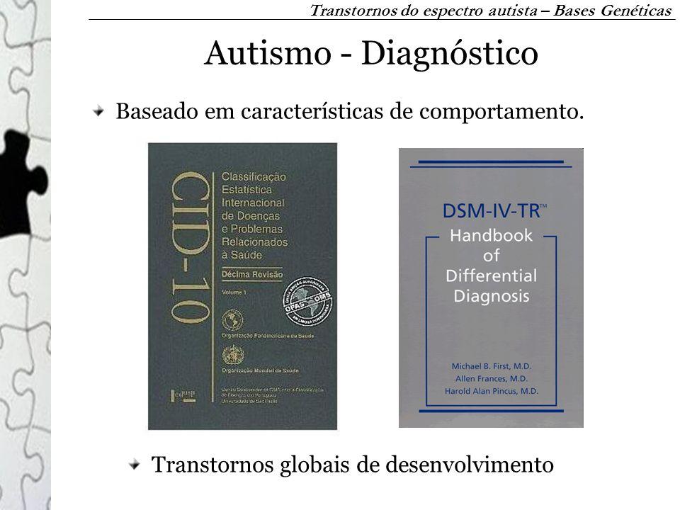 Transtornos globais de desenvolvimento