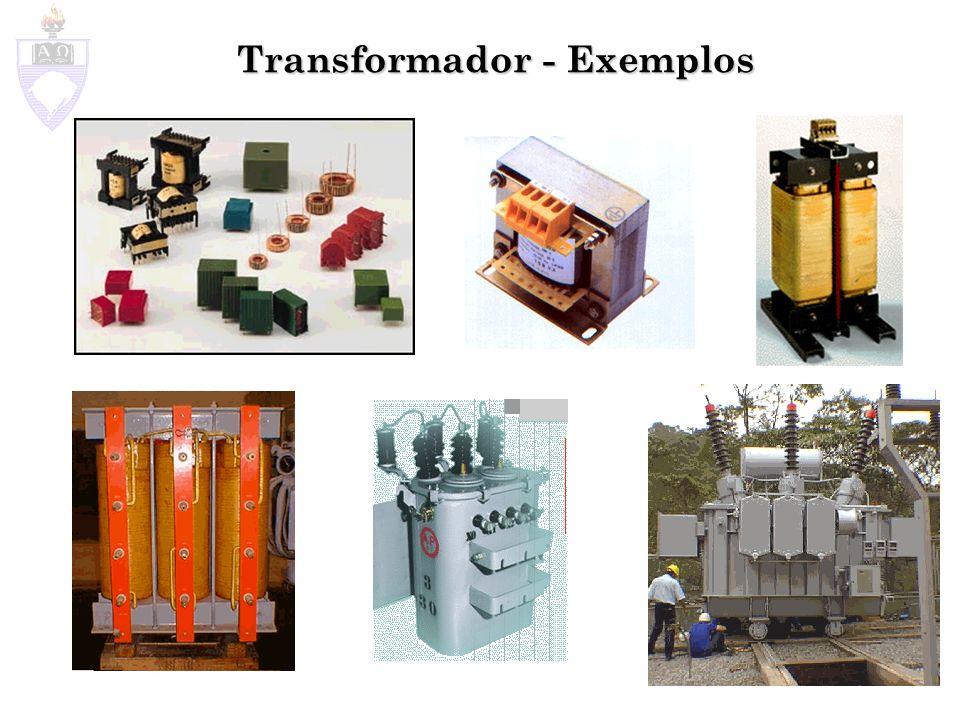Transformador - Exemplos