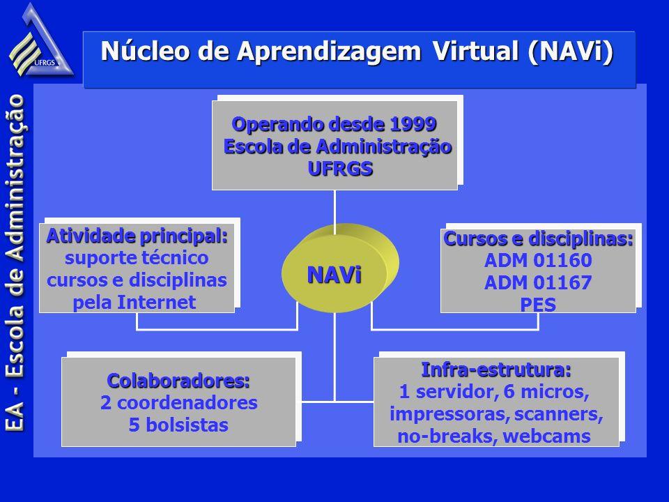 Núcleo de Aprendizagem Virtual (NAVi)
