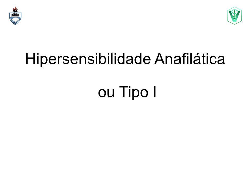 Hipersensibilidade Anafilática