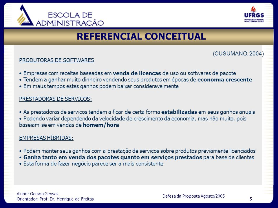 REFERENCIAL CONCEITUAL