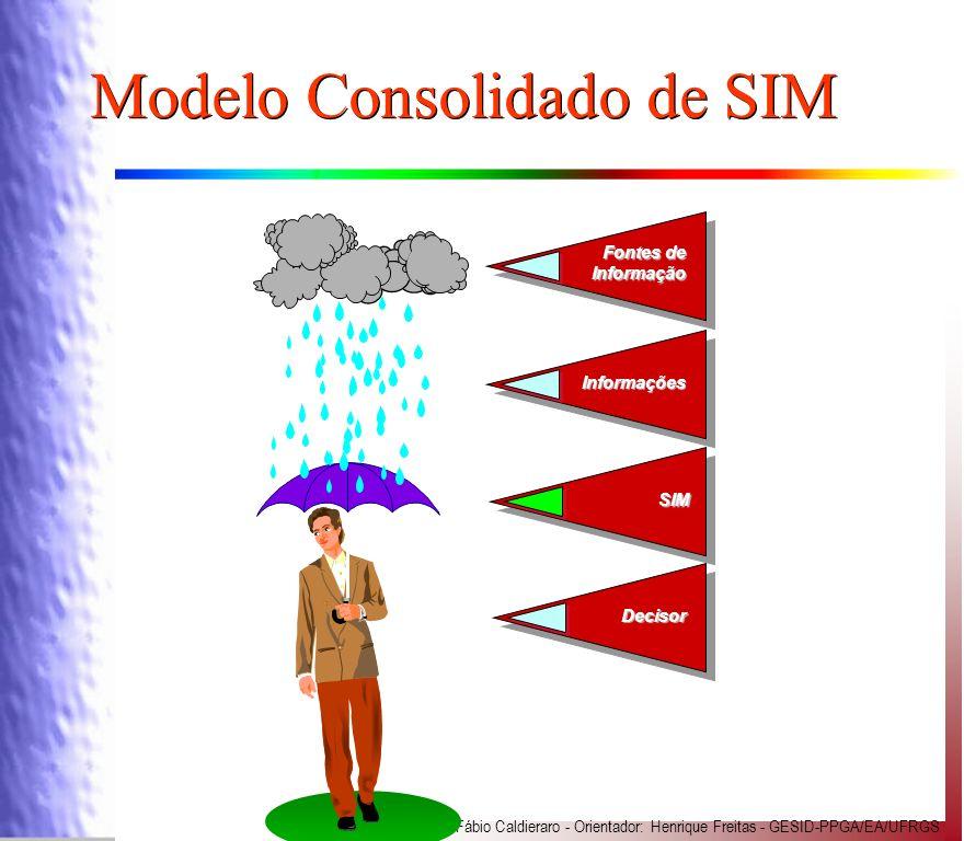 Modelo Consolidado de SIM