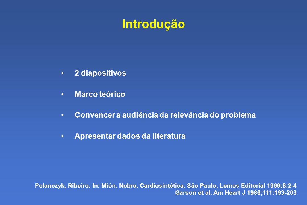 Introdução 2 diapositivos Marco teórico