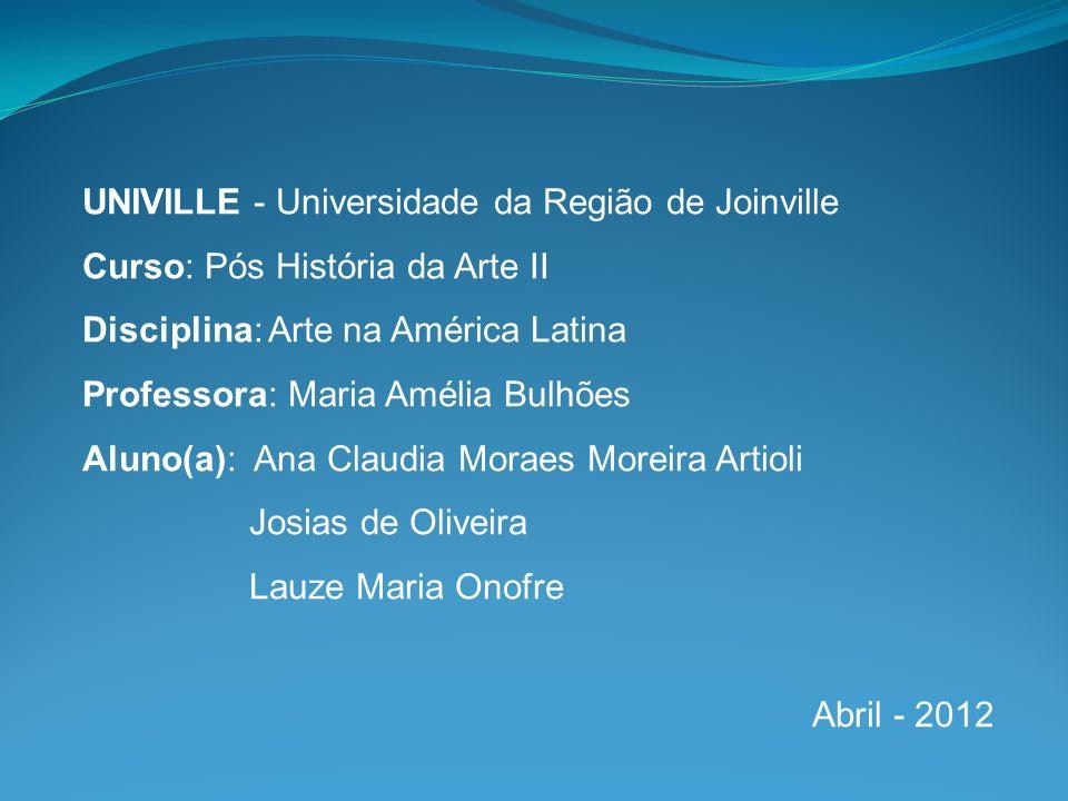 UNIVILLE - Universidade da Região de Joinville