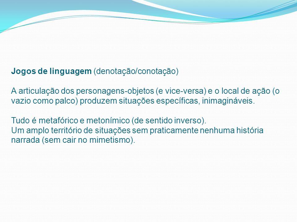 Jogos de linguagem (denotação/conotação)
