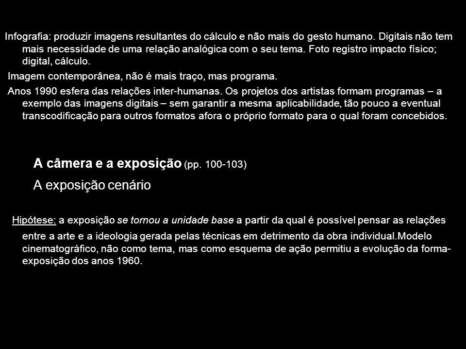 A câmera e a exposição (pp. 100-103)