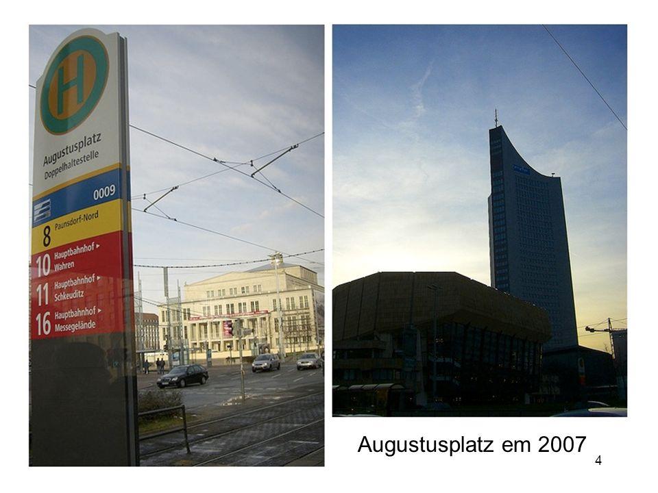 Augustusplatz em 2007