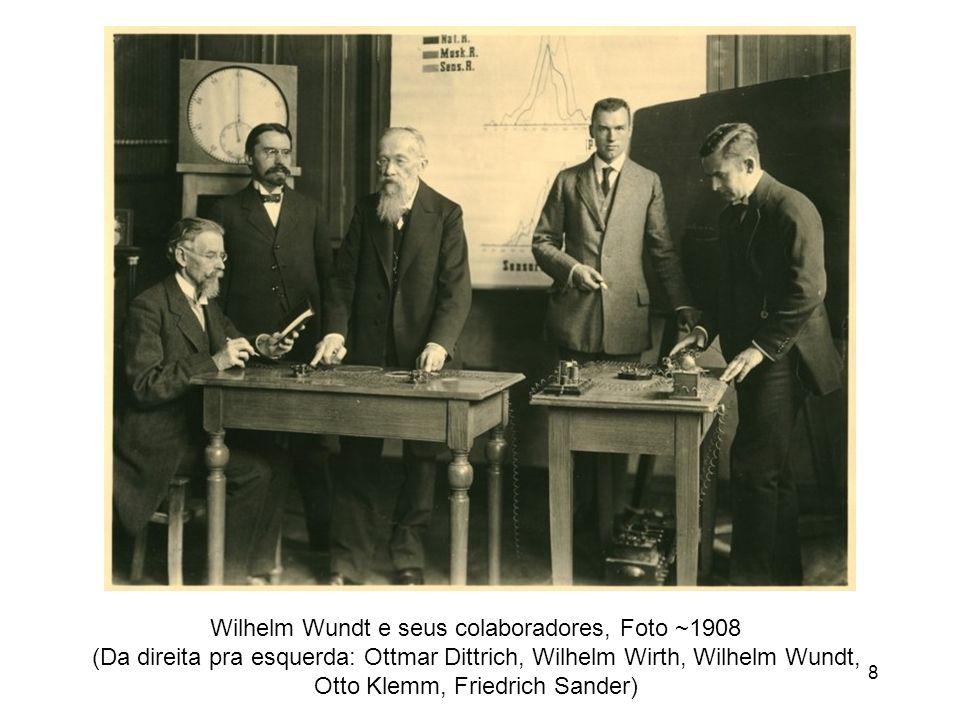 Otto Klemm, Friedrich Sander)