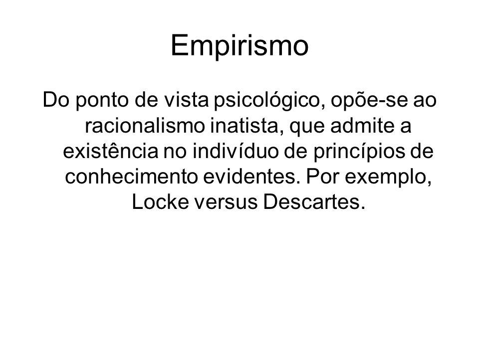 Empirismo