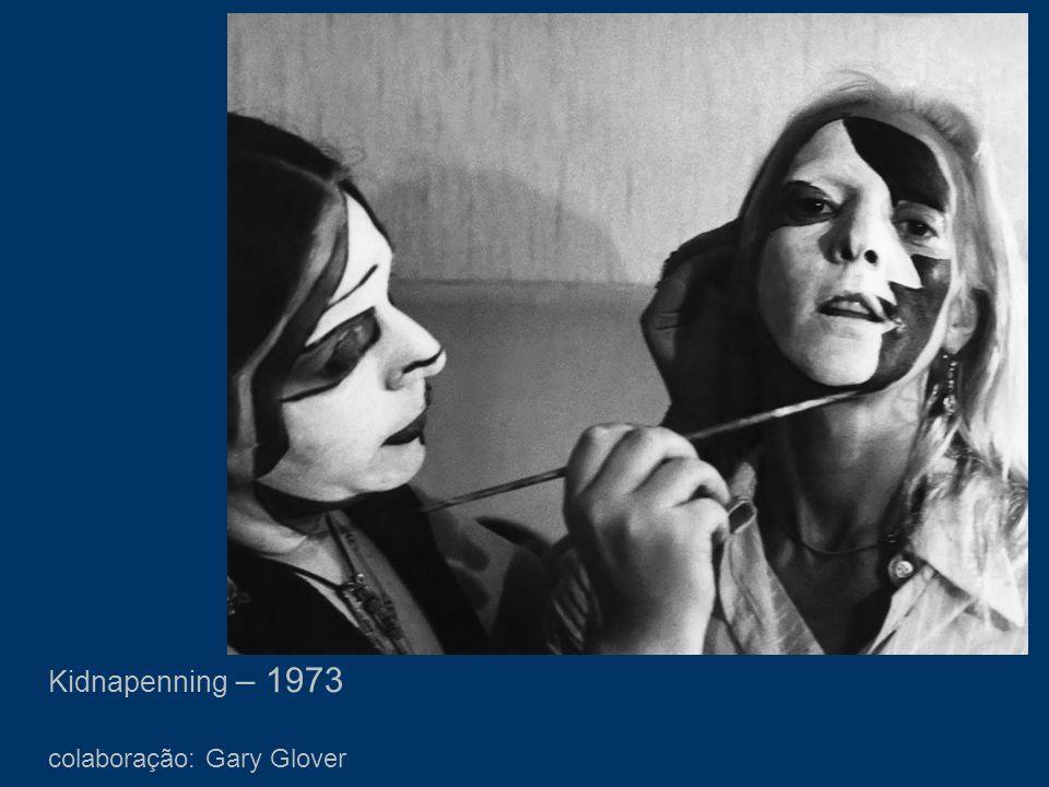 Kidnapenning – 1973 colaboração: Gary Glover