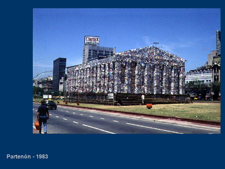 Partenón - 1983