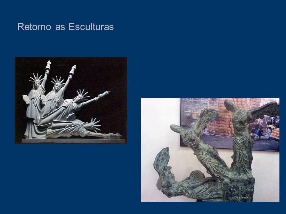 Retorno as Esculturas