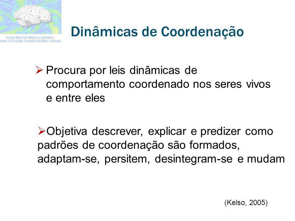 Dinâmicas de Coordenação