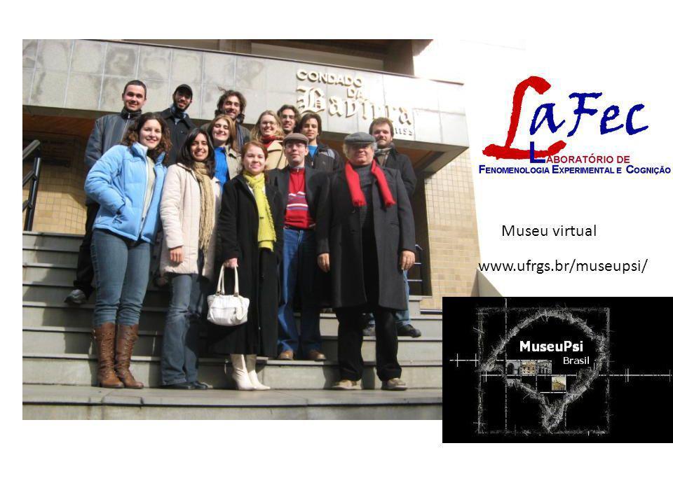 Museu virtual www.ufrgs.br/museupsi/