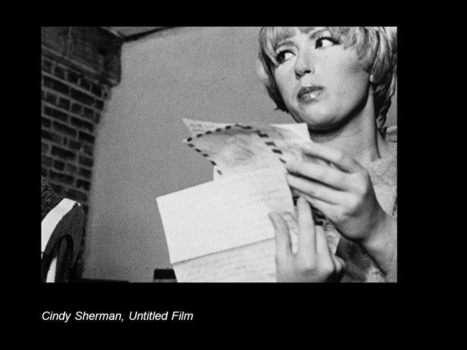 Cindy Sherman, Untitled Film