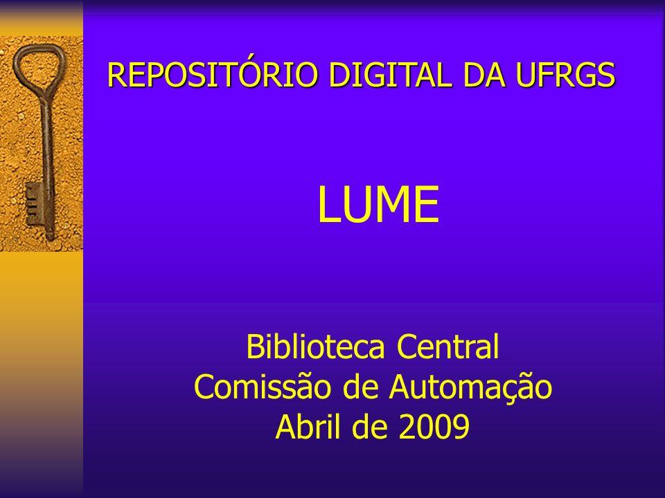 REPOSITÓRIO DIGITAL DA UFRGS