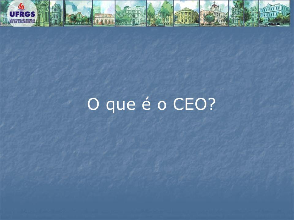 O que é o CEO