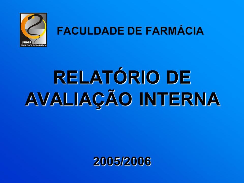 RELATÓRIO DE AVALIAÇÃO INTERNA 2005/2006
