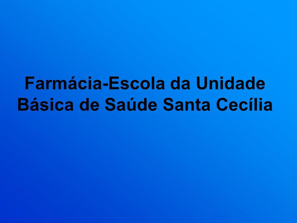 Farmácia-Escola da Unidade Básica de Saúde Santa Cecília