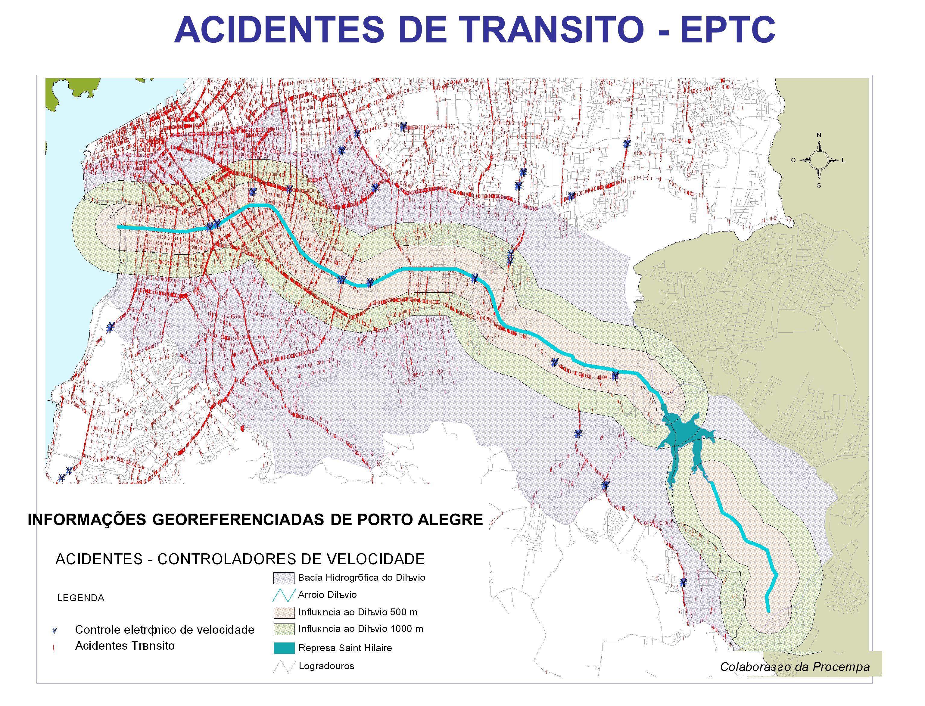 ACIDENTES DE TRANSITO - EPTC