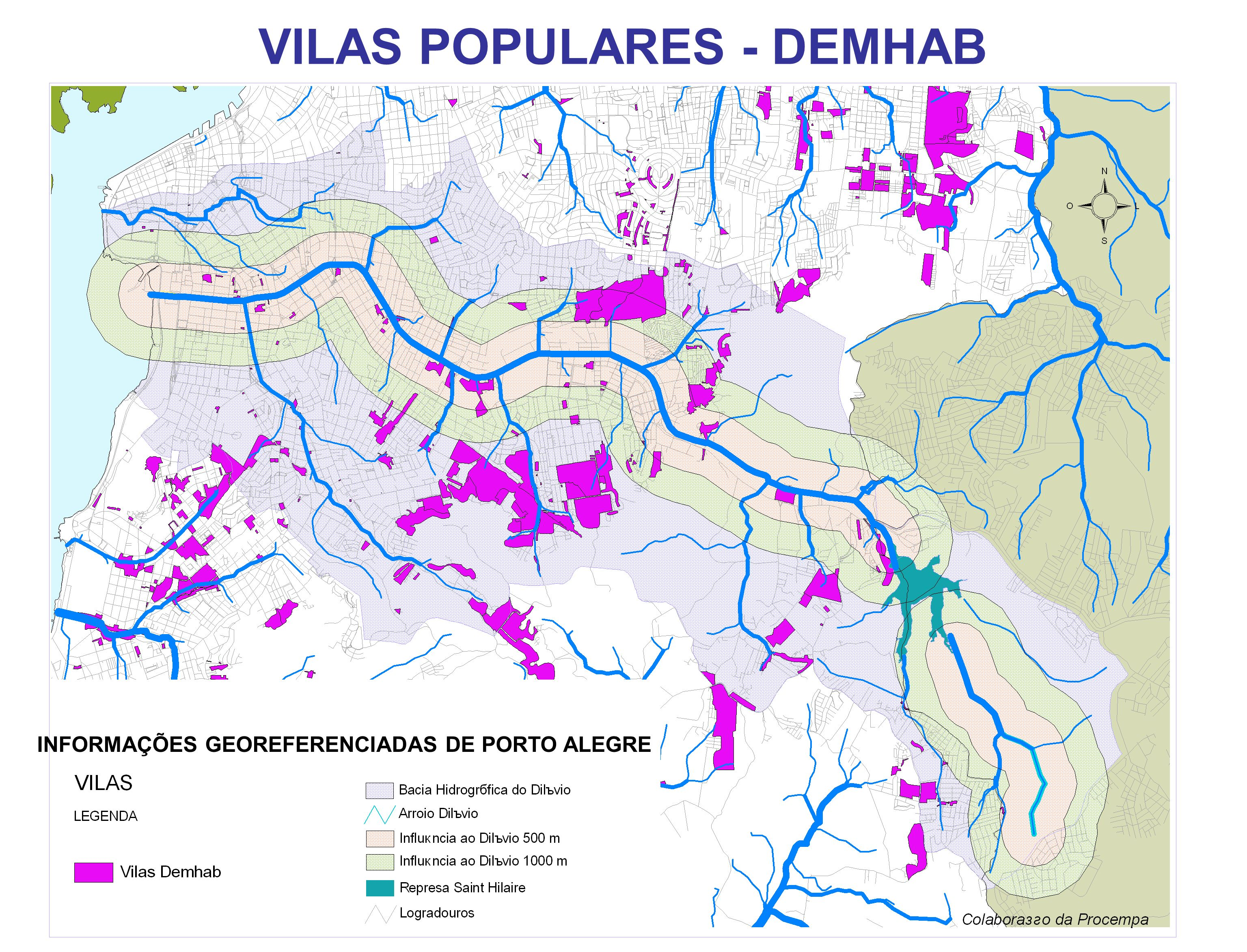 VILAS POPULARES - DEMHAB