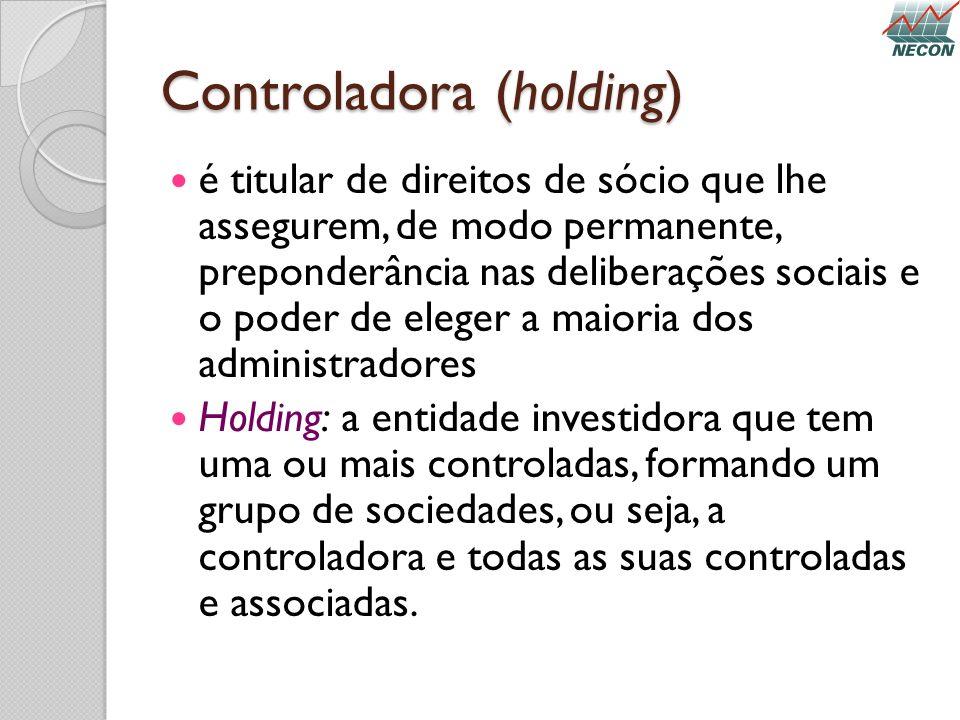 Controladora (holding)