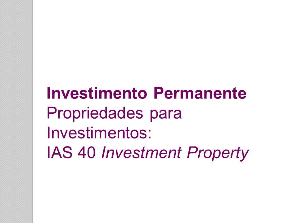 Investimento Permanente