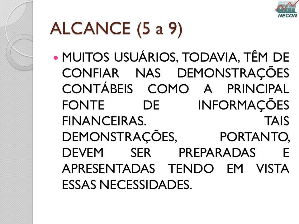 ALCANCE (5 a 9)