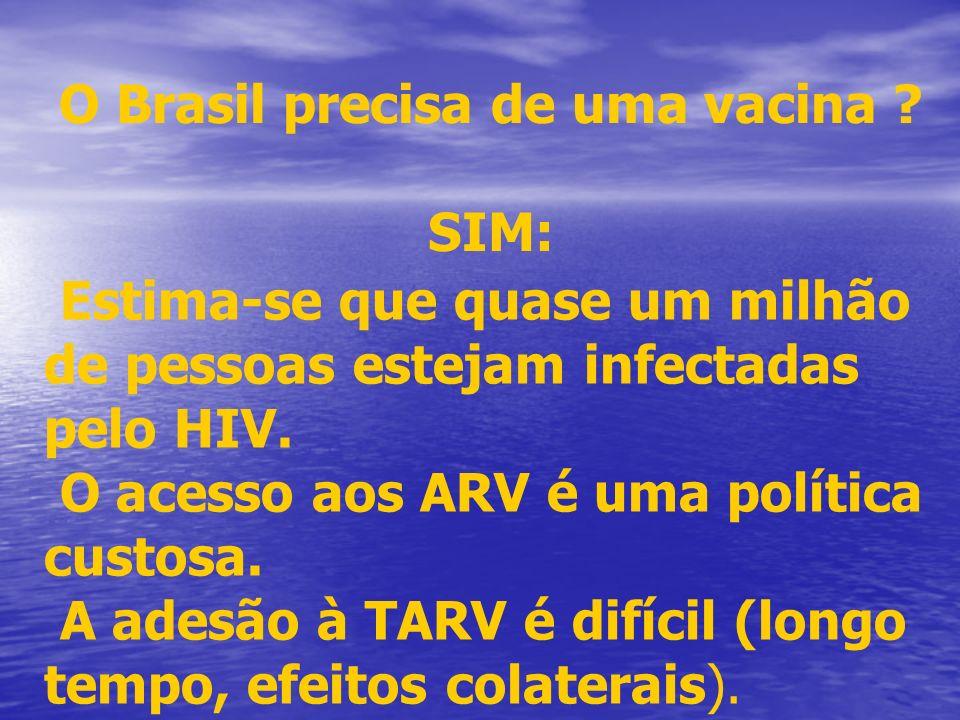 O Brasil precisa de uma vacina