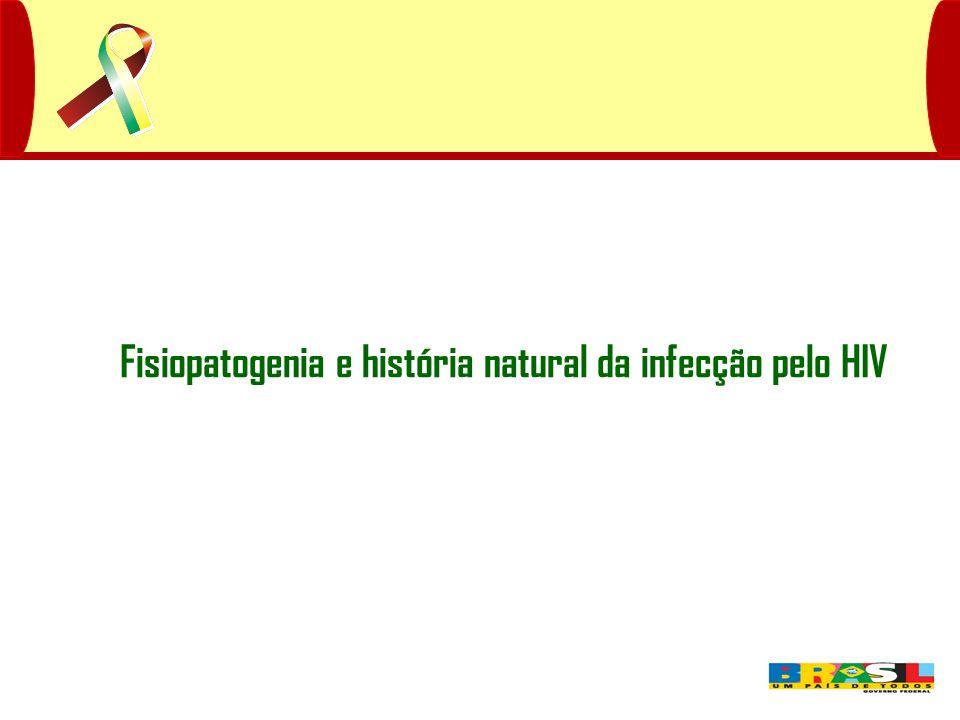 Fisiopatogenia e história natural da infecção pelo HIV