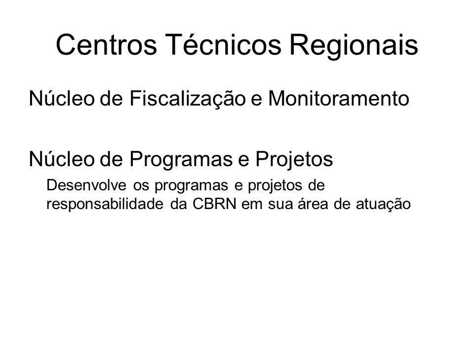 Centros Técnicos Regionais