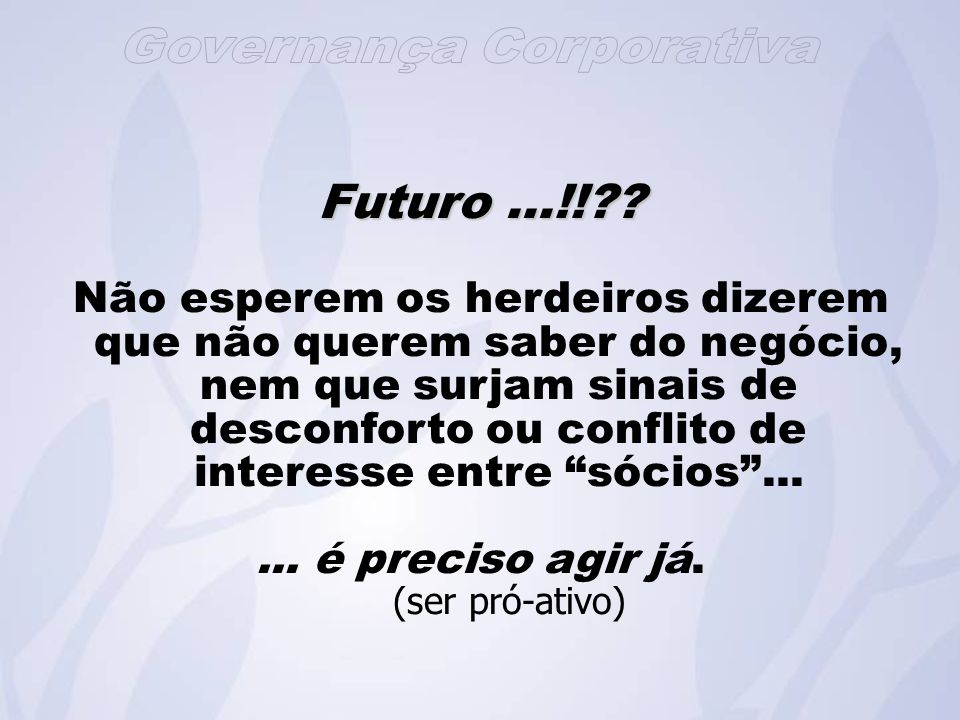 Futuro ...!!