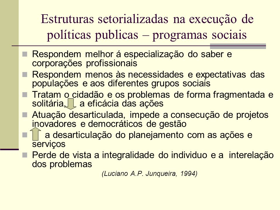 (Luciano A.P. Junqueira, 1994)