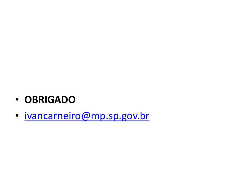 OBRIGADO ivancarneiro@mp.sp.gov.br
