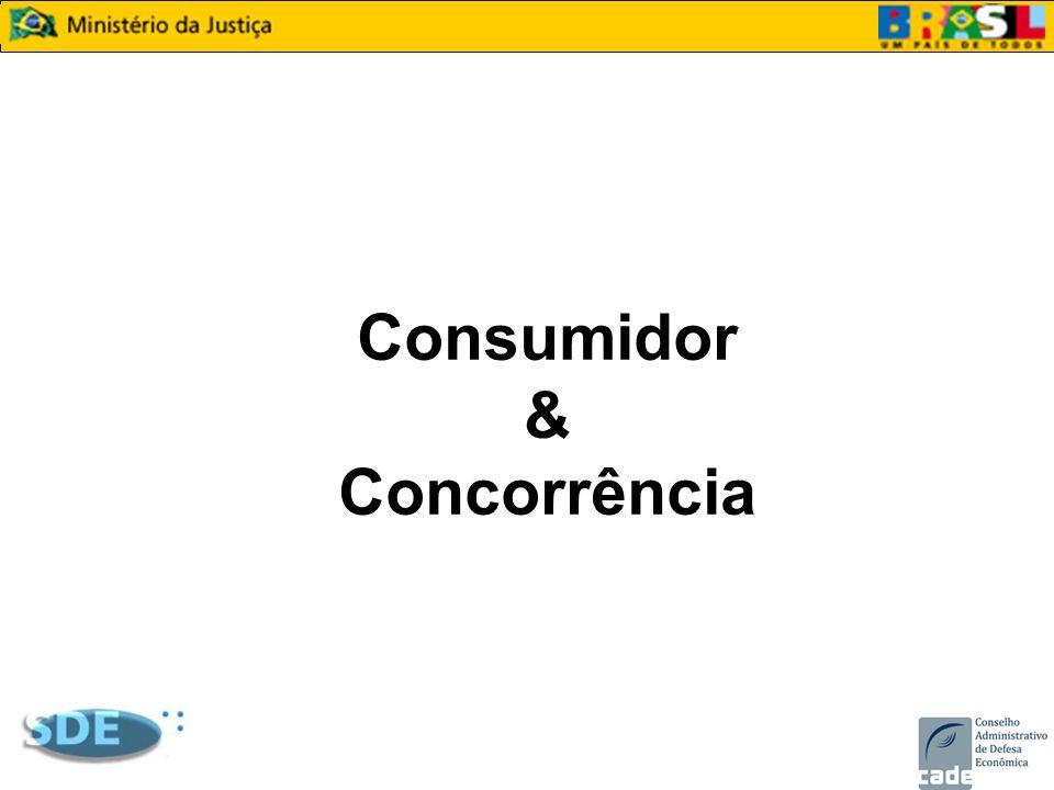 Consumidor & Concorrência